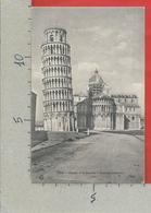 CARTOLINA NV ITALIA - PISA - Duomo E Campanile - Facciata Orientale - 9 X 14 - Pisa