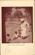 Cp Fada Burkina Faso, Les Redemptoristes, Spielende Kinder, Missionar - Cameroon