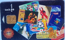 Telecard Collector Club  LM 2 - Malte