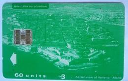 Ariel View Of Valletta  60 Units - Malte