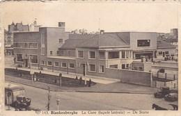 Blankenberghe, Blankenberge, La Gare, De Statie  (pk58719) - Blankenberge
