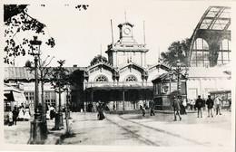 Oude Station Antwerpen-Oost - Fotokaart [372] - Antwerpen