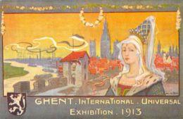 Weltausstellung Gent 1913 - Gent