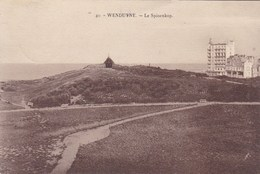 Wenduine, Wenduyne, Le Spioenkop (pk58726) - Wenduine