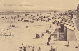 Wenduine, Wenduyne, La Plage, Het Zeestrand (pk58727) - Wenduine
