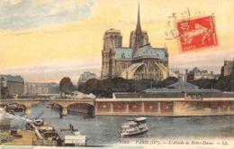 75-PARIS-IV-NOTRE DAME-N°2408-D/0123 - Notre Dame De Paris