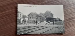 Hemiksem Hemixem La Gare Statie Train - Hemiksem