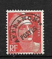 """FRANCE. 1922/47  Pré-oblitéré  N° 103A  """" Type  Marianne De GANDON """"  Neuf Avec Trace - 1893-1947"""