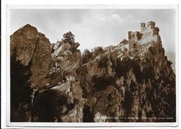 Repubblica Di San Marino. Veduta Della Prima Torre. Bella Affrancatura. - Saint-Marin