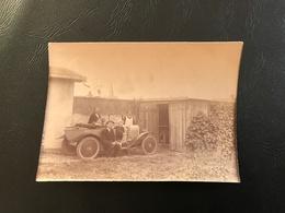 Photo 1924  - CITROEN Type C 5 HP Mle 1922 - 10,5 X 7,5cm - Automobiles