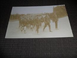 Elsenborn ( Kamp  Camp ) Soldats  Soldat  Soldaten  Soldaat  Militairen  Militair - Carte Photo Fr. Osw. Kluge Elsenborn - Elsenborn (Kamp)