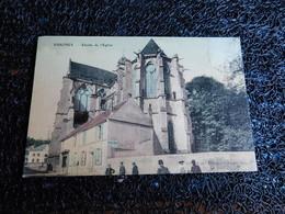 Essomes, Abside De L'église     (R7) - France