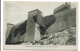 Repubblica Di San Marino. La Rocca (esterno). - Saint-Marin