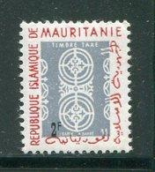 MAURITANIE- Service Y&T N°28- Neuf Sans Charnière ** - Mauritanie (1960-...)