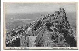 Repubblica Di San Marino. Panorama Generale Della Città. - Saint-Marin