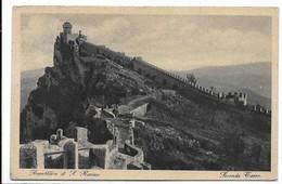 Repubblica Di San Marino. Seconda Torre. - Saint-Marin
