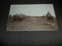 Elsenborn ( Kamp  Camp ) Soldats  Soldat  Soldaten  Soldaat  Militairen  Militair - Carte Photo    Elexander Herld - Elsenborn (Kamp)