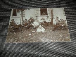 Elsenborn ( Kamp  Camp ) Soldats  Soldat  Soldaten  Soldaat  Militairen  Militair - Carte Photo    Alexander Herld - Elsenborn (Kamp)