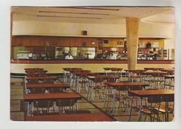 CPSM MILITAIRE MONTLUCON (Allier) - C.I.S.M N° 1 : Vue De La Salle De Consommation Bar - Montlucon