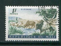 MALI- Y&T N°17- Oblitéré - Mali (1959-...)