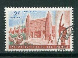 MALI- Y&T N°18- Oblitéré - Mali (1959-...)