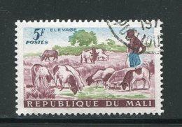 MALI- Y&T N°20- Oblitéré - Mali (1959-...)