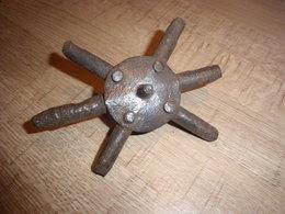 Intérieur De  Grenade Tortue D'exercice N°1 14-18 - 1914-18