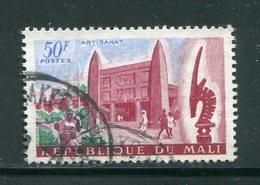 MALI- Y&T N°28- Oblitéré - Mali (1959-...)
