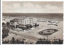 Rimini. Spiaggia E Hotel Mocambo. - Rimini