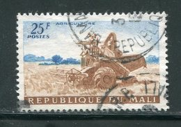 MALI- Y&T N°25- Oblitéré - Mali (1959-...)