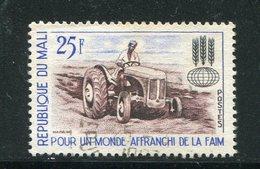 MALI- Y&T N°45- Oblitéré (tracteurs) - Mali (1959-...)