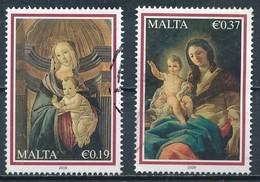 °°° LOT MALTA - Y&T N°1556/57 - 2009 °°° - Malta