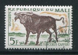 MALI- Y&T N°72- Oblitéré (buffle) - Mali (1959-...)