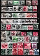 Duitse Rijk Kleine Verzameling Gestempeld, Zeer Mooi Lot 4168 - Timbres