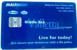 Middle Sea  Life Assurance - Malte