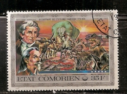 COMORES     OBLITERE - Comores (1975-...)