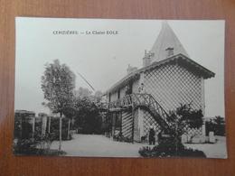 """CERIZIERES   Le Chalet """" EOLE """"  52 Haute Marne Cerisières - Autres Communes"""