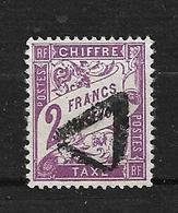 FRANCE  1293/1935  TAXE  N° 42       Oblitéré - Postage Due