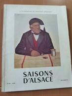 Saisons D'Alsace-A La Mémoire De Gustave Stoskopf-1869-1944-Brumath-Kochersberg - Livres, BD, Revues