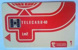 LM 2  No VAT Red - Malte