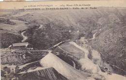 23. EVAUX LES BAINS.  CPA. MINES D'OR DU CHATELET.  ANNÉE 1924 + TEXTE - Evaux Les Bains