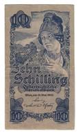 Austria 10 Shilling 1945 Bb+ LOTTO 1459 - Austria