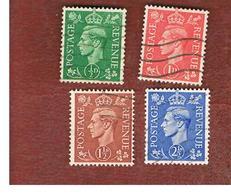GRAN BRETAGNA (UNITED KINGDOM) -  SG 462  - 1937 KING GEORGE VI     - USED° - Usati