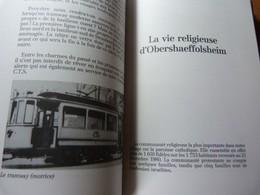 Oberschaeffolsheim. Strasbourg Campagne. Alsace. Credit Mutuel. 1982 Alsace - Livres, BD, Revues