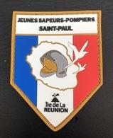 ECUSSON POMPIER: JSP SAINT PAUL ILE DE LA REUNION - Brandweer