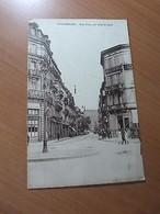 CPA-Strasbourg-Rue Kiss; En Face De La Gare-Rue Du Maire Kuss-Alsace - Livres, BD, Revues