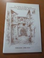 Innenheim; Krautergersheim; Meistratzheim; Niedernai; Obernai. Alsace - Livres, BD, Revues
