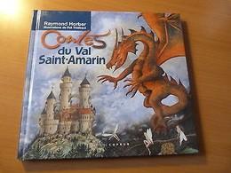 Contes Du Val Saint-Amarin-Alsace-Wildenstein-Glattstein-Schliefels-2007 - Livres, BD, Revues