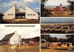 29-PENTREZ SAINT NIC-CAMPING DE MENEZ BICHEN-N°541-C/0043 - France