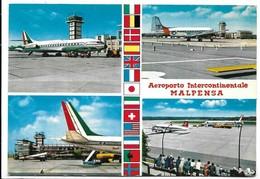 Aeroporto Intercontinentale Della Malpensa. - Varese